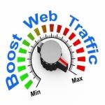 Add 5000+ website visitor or traffic