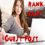 High quality 5 Guest post Guaranteed ranking