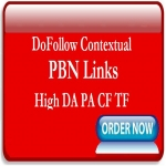 Add Twenty PBN Links from Site Network of High DA PA CT TF