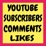 Add 500+ Real YouTube Subscribers or 1500+ YouTube Likes or 200+ YouTube Custom Comments or 500+ YouTube Auto Comments Instant Start,  Permanent,  Non Drop and Lifetime Guaranteed Only