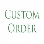Custom Order for web development and SEM
