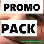 Promotion Bundle 1 Website Ads,  Links & Social Shares