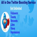 All in One Twitter Boosting Service Boost Your Twitter Success