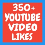 Fast 350+ YouTube Video Likes within 1-2 hours only