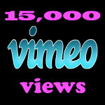 Instant 15,000 Vimeo Views in 12-24 Hours