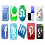 Set Up All Social Media Profiles 20 sites
