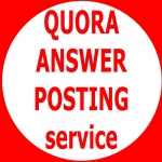 Provide USA Organic Traffic by 30 Quora Answer Posting
