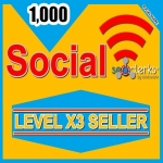 1000 Strongest PR10 Social Media Permanent Share Social Signals