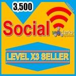 Mixed 3500 PR9 SEO Social Signals Share Bookmarks Important Google Ranking Factors