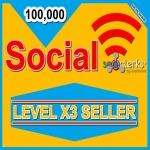 5 Powerful Social Platform 100,000+ PR9 SEO Social Signals Share Bookmarks Important Google Ranking Factors