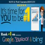Do Rank High On Google With 1500 White Hat Manual Powerful Seo Backlinks