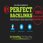 61 High DA backlinks from 60+ DA/PA