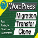 I will clone,  copy,  migrate and transfer any Wordpress website