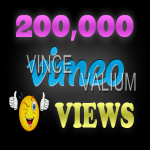 200,000 Vimeo Video Hits To Your Vimeo Video