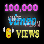 Instant Start 100,000 Vimeo Hits To Your Video