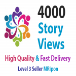 Start Instant 4000 High Quality Story Views