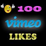 Get 100 Genuine Vimeo Likes To Your Vimeo Video