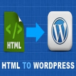 HTML to WordPress Convert