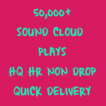Drive 50,000+ HQ & Non drop Promotions for sound track quickly