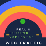 Get 15000+ real & unlimited web traffic within 5 days