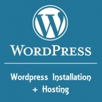 We will host & install a Wordpress website + Free SSL