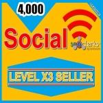 Add 2000 PR10 Social Media Share Social Signals + 2000 PR10 Social Media Likes Social Signal For Website Ranking