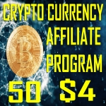 Buy 50 CryptoCurrency Affiliate Signups or ICO Signups