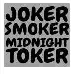 Domain Name for Sale - JokerSmokerMidnightToker. com