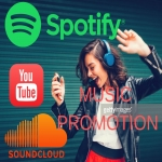 Promote Your Music or Video To Over Millions Fans