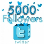 Add verified 6,000 Twitter Followers within 1-12 hours
