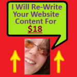 I Will Re-Write Creative And Fresh Content For Your Website